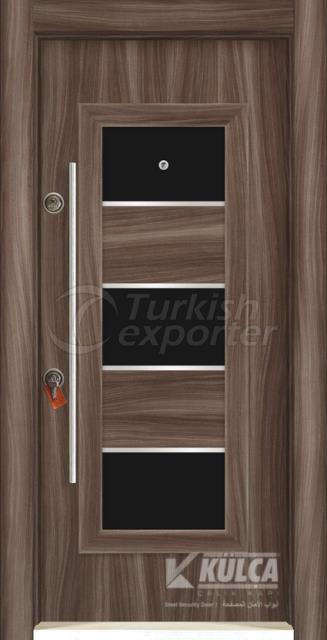 Z-9074 (Exclusive Steel Door)